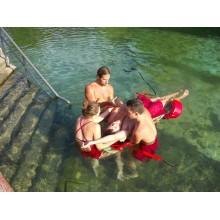 Curso de Rescate de accidentados en instalaciones acuáticas a distancia