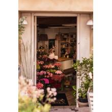 Curso de Servicios básicos de floristería y atención al público a distancia