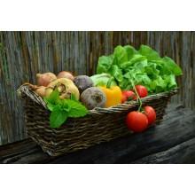 Curso de Recolección, almacenamiento y transporte de flores y hortalizas a distancia