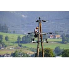 Curso de Montaje de redes eléctricas aéreas de baja tensión a distancia