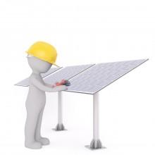 Curso de Montaje mecánico en instalaciones solares fotovoltaicas a distancia