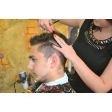 Curso de peluquería de caballero