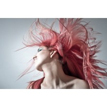 Curso de Aplicación de cosméticos para los cambios de color del cabello a distancia