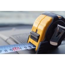 Curso de Toma de datos, mediciones y croquis para la instalación de elementos de carpintería a distancia