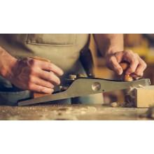 Curso de Aplicación de productos superficiales de acabado en carpintería y mueble a distancia