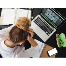 Curso de Síndrome de Burnout a distancia