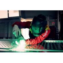 Curso de Soldadura MIG de acero inoxidable y aluminio con prácticas