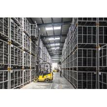 Curso de Operaciones auxiliares de almacenaje con prácticas
