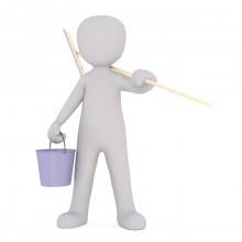 Curso de Limpieza en colegios con prácticas