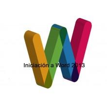 Curso de Iniciación a Word 2013 online con prácticas
