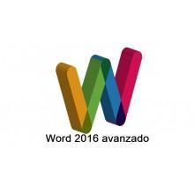 Curso de Word 2016 avanzado online con prácticas
