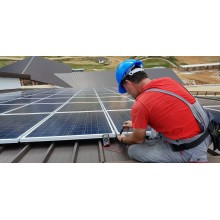 Curso de Energía Solar Térmica con créditos universitarios con prácticas
