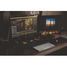 Curso de Recursos narrativos y técnicos para el desarrollo de productos audiovisuales multimedia para certificado