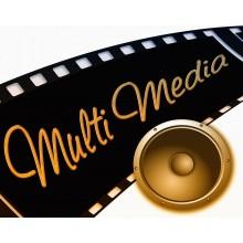 Curso de Proyectos Audiovisuales Multimedia Interactivos para certificado