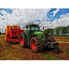 Curso de Mantenimiento, preparación y manejo de tractores para certificado